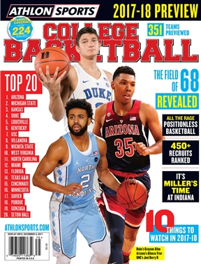 Athlon Sports - College Basketball 2017/18