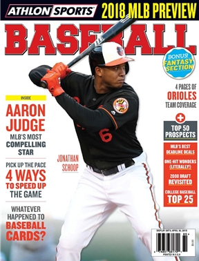 Athlon Sports - Baseball 2018 - Baltimore Orioles