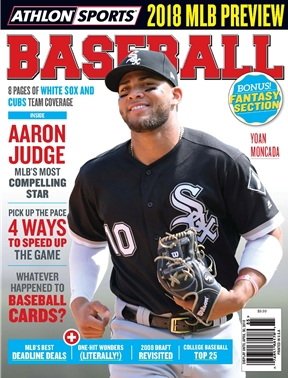 Athlon Sports - Baseball 2018 - Chicago White Sox