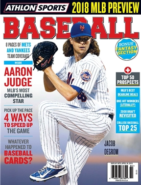 Athlon Sports - Baseball 2018 - New York Mets