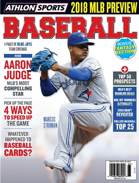 Athlon Sports - Baseball 2018 - Toronto Blue Jays