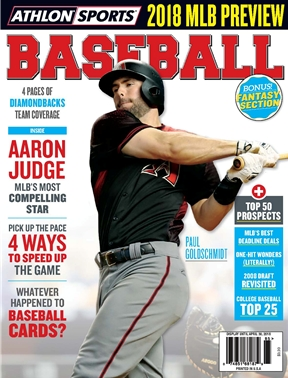 Athlon Sports - Baseball 2018 - Arizona Diamondbacks
