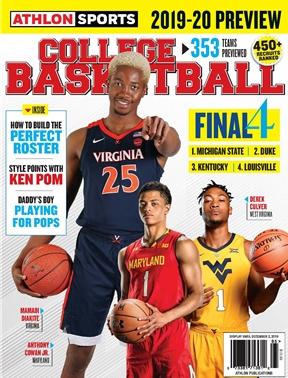 nouveau style eef24 20ebd Athlon Sports - College Basketball 2019/20