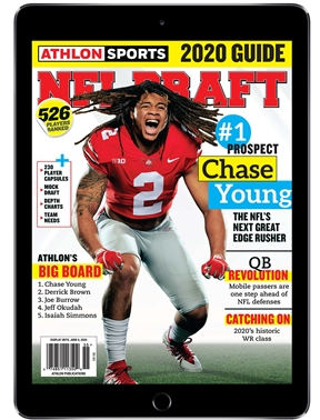 Athlon Sports - NFL Draft Guide 2020