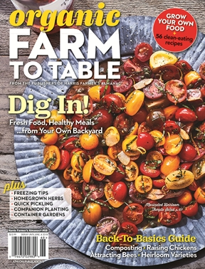 Organic Farm to Table