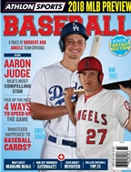 Athlon Sports - Baseball 2018 - Los Angeles Dodgers/Angels