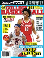 Athlon Sports - College Basketball 2018/19
