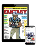 Athlon Sports - Fantasy Football 2020